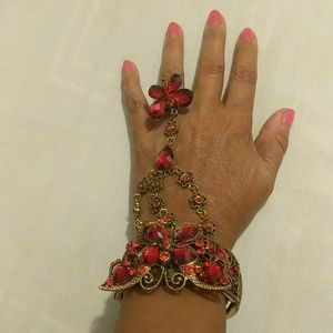 ❤️Statement Butterfly Costume Braclet 🦋